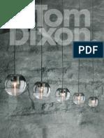 Tom Dixon Brand Catalogue 2013 2014