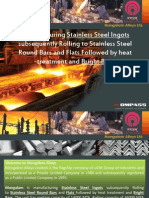 Mangalam   High Quality stainless steel ingots Manufacturer