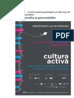 Reader Cultura Activa Octnov2011