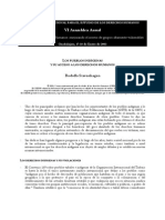 123 - Los Pueblos Ind Genas y Su Acceso a Los Derechos Humanos Stavenhagen Rodolfo 2003