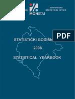 STATISTIČKI GODIŠNJAK 2008