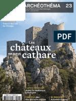 Archéo Théma n° 23 - Cathares