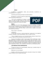 59- Decadência, Perempção, Renúncia.