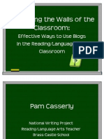 Expanding the Walls Powerpoint 2
