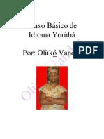 13480992 Curso Basico de Idioma Yoruba 130720143828 Phpapp02