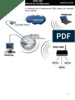 Manual Configuracao Dpr1260