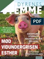 Dyrenes Stemme Forår / Sommer 2014
