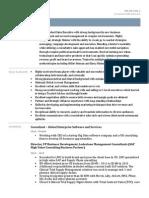 Strategic Enterprise Software Sales Manager in Philadelphia PA Resume Jon Sundstrom