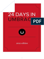 24 Days in Umbraco 2012