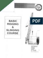Basic Rigging & Slinging Course