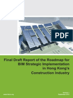 Final Draft Report of the Roadmap for BIM Strategic Implementation_e