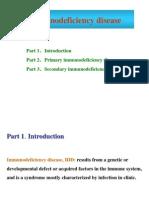 16 Immunodeficiency Disease