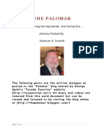 The Palomar Posts by Spencer K. Smartt