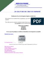 Méthode de gravure de circuit imprimé
