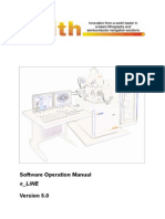 E_LiNE Software Operation Manual