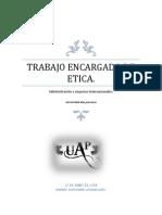 etica etimologia griega.