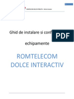Ghid Instalare Dolce Interactiv
