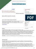 Revista Brasileira de Ortopedia - Lateral Epicondylitis of the Elbow