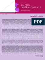 Boletin 8 Asamblea Nacional de Gobiernos Regionales