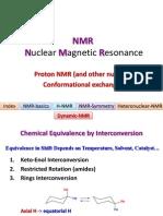 5 NMR Conversion