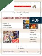 Indian Commodity Market ...