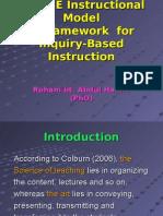 Dr Rohani-Pembentangan 5-E Instructional Model