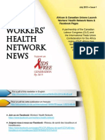 Workers' Health Network News™