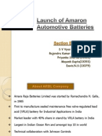 Launch of Amaron Batteries1