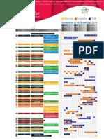 Calendario Deportivo 26 Junio 2014