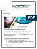 Communication -Advisory #183 for July 12 -2014m