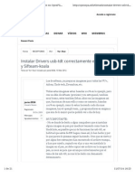 Instalar Drivers Usb-tdt Correctamente en OpenPli y Sifteam-koala