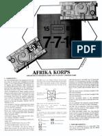 Afrika Korps 3d Ed