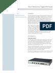 3COM OfficeConnect Gigabit VPN Firewall 3CREVF100-73 Datasheet