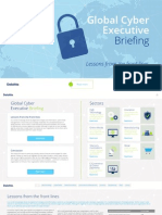 Deloitte Global Cyber Executive Briefing-2014