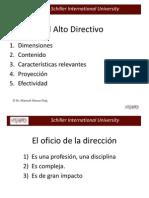 Directivos Alonso Puig Resumen