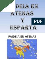 Paideia Atenas Esparta