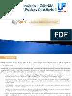 SPED Sistema Digital Slide 1