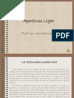 Aperitivos Light