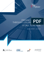 Global Pulse of the Profession - Enhancing Value Through Collaboration - A Call to Action