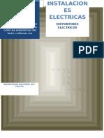 Trabajo Monografico de Intalaciones Electricas