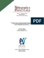 Cronicas de La Sodomia Fernanda Molina