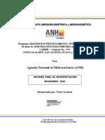 Aerogeofisica Caribe 2006