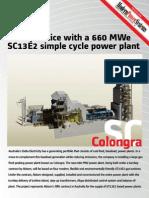 660 MW Power Plant
