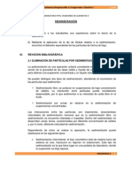 PRACTICA N°01 sedimentacion