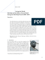 Rising Up and Saving the World - Ishii Jūji and the Ethics of Social Relief During the Mid-Meiji Period (1880–1887) - 10-07-2014