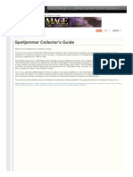 Spelljammer Collectors Guide