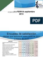 Presentacion Feriva Septiembre 2013