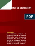 Mecanismos de Dispersion Parte 1