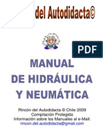 Manual de Hidráulica y Neumática