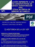 Exposición Aspectos Legales, Juan Pablo Dip